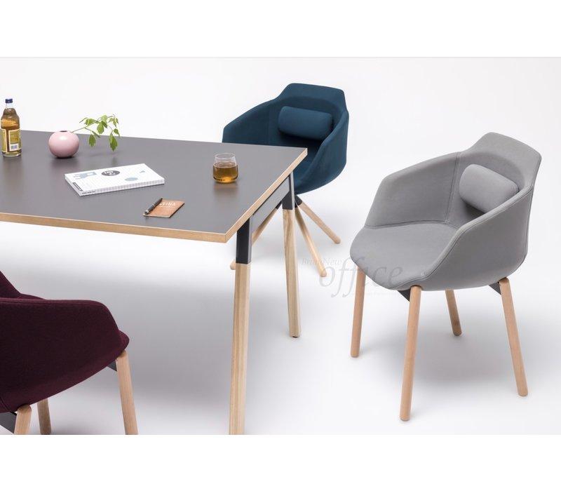 Ogi Wood Table en bois
