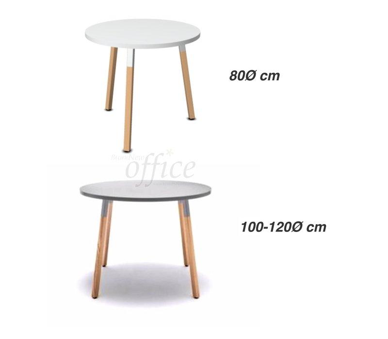 Ogi Wood ronde tafel
