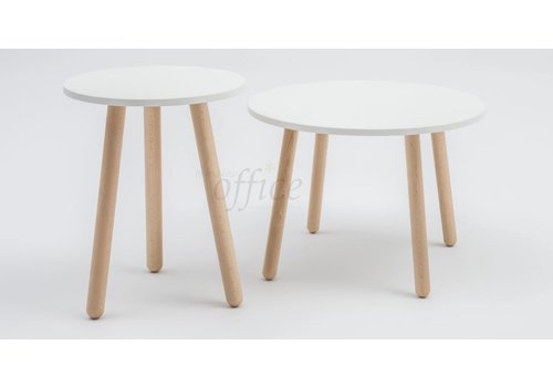 Mdd Ogi Wood table d'appoint