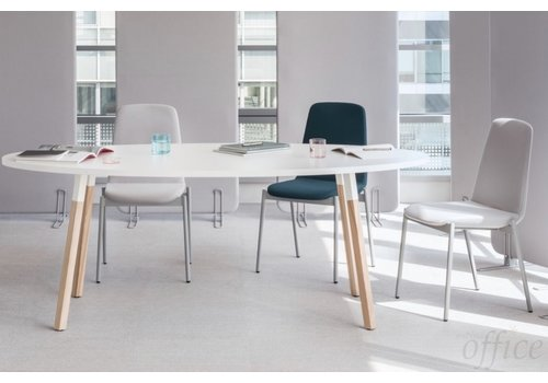 Mdd Ogi Wood ovale tafel