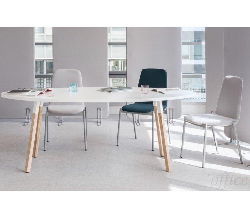 Mdd Ogi Wood Table ovale