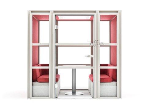 BNO Akoestische vergaderplek - Booth