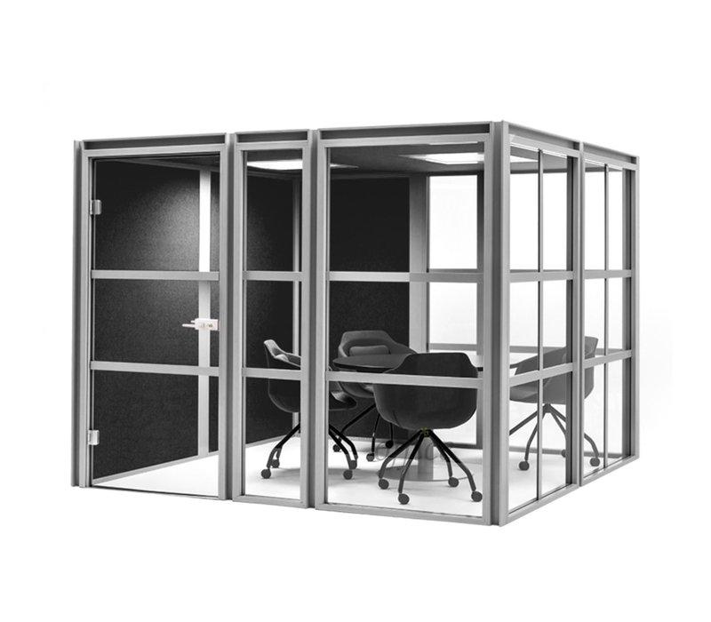 Grande salle de réunion acoustique - Booth
