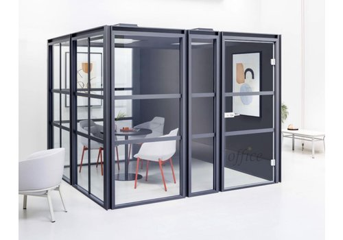 BNO Grande salle de réunion acoustique - Booth