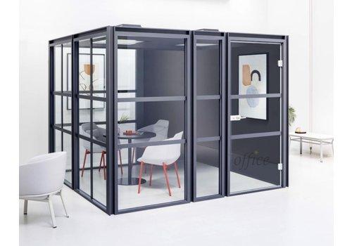 BNO Grote akoestische vergaderruimte - Booth