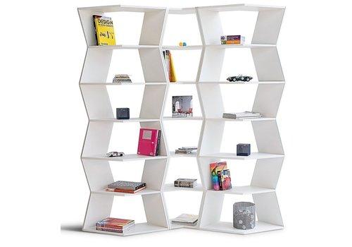 B-Line Zig Zag modulaire boekenkast
