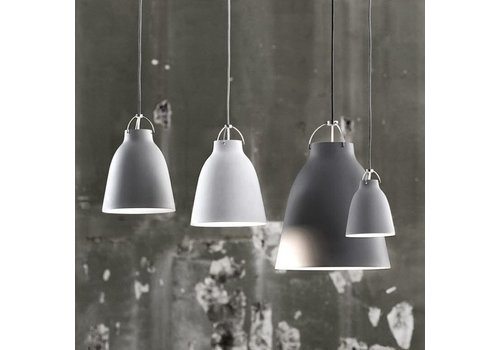 Fritz Hansen Lighting Caravaggio mate suspendue