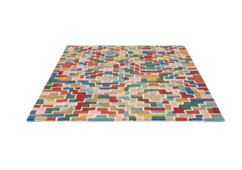Brink & Campman Estella Tetris tapis