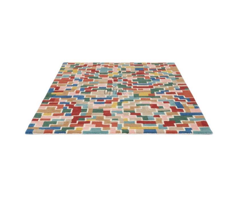 Estella Tetris vloerkleed