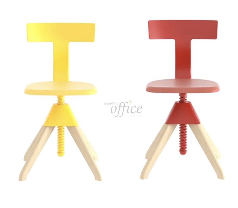 Tuffy zitkruk in 3 kleuren