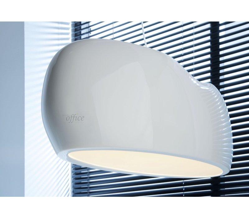 Canoe lampe suspendue design
