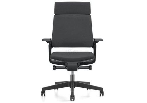 Interstuhl Movy chaise de bureau noir