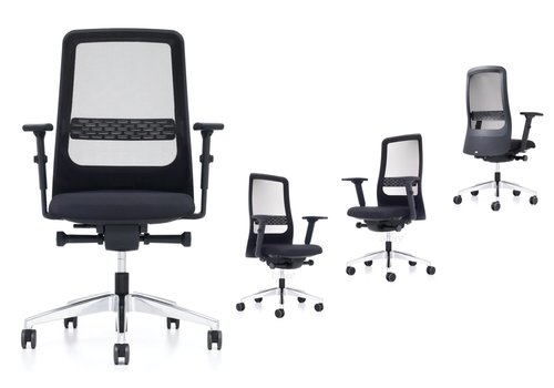 Prosedia W8RK ergonomische bureaustoel