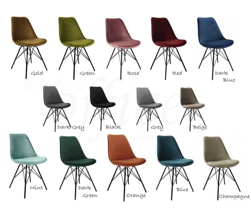 Velvet Chaise design