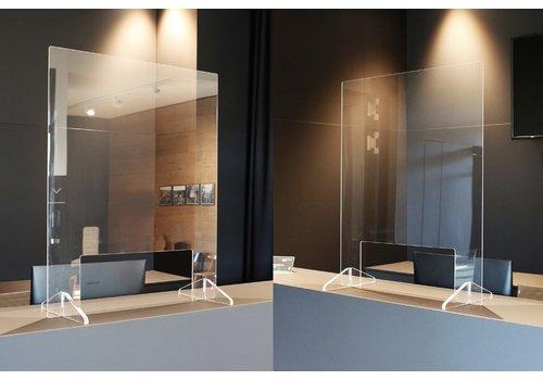 BNO Beschermingsscherm Type S uit acrylglas