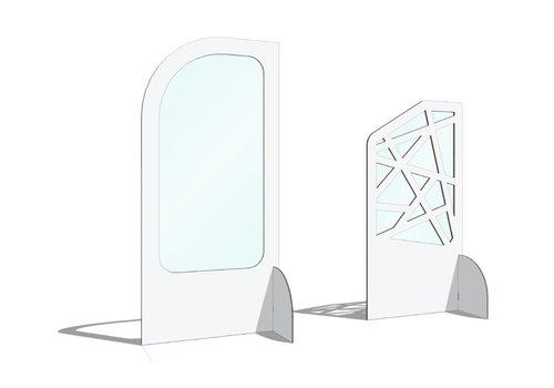 BNO Nardi Panneaux de séparation pour salles d'attente