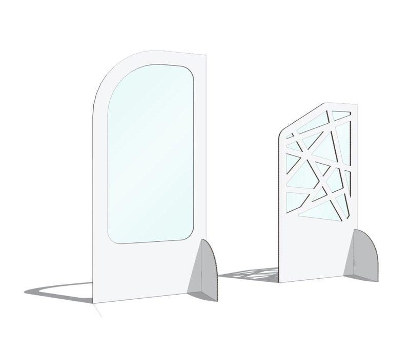 Nardi Panneaux de séparation pour salles d'attente