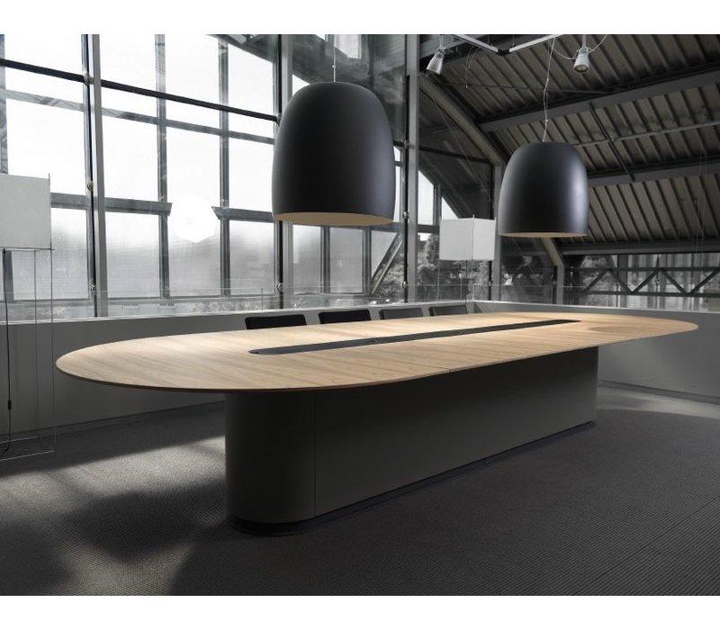 Spazio conferentietafel