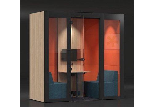 Narbutas Silent Room Espace de travail  acoustique  M