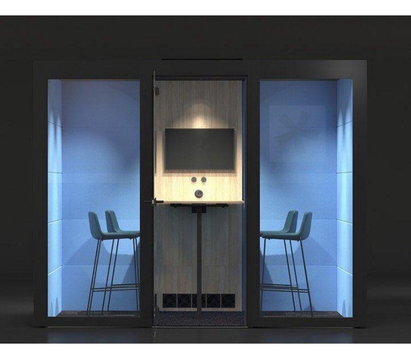Silent Room Espace de travail  acoustique M