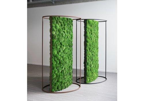 Green Mood Mos akoestische scheidingswand