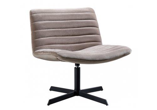 Kick collection Beau Velvet design fauteuil
