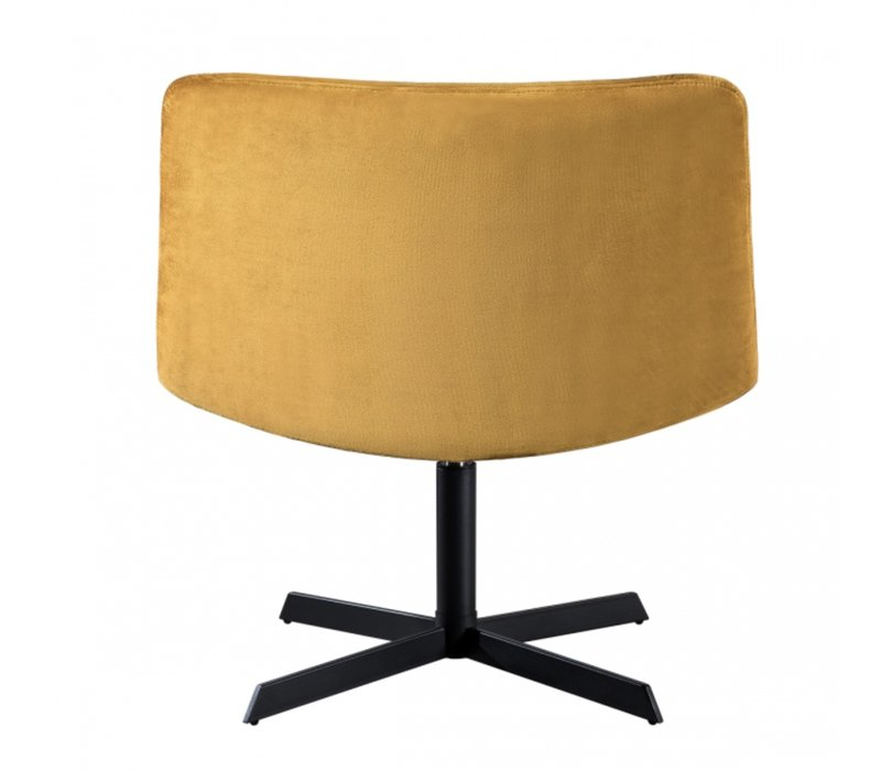 Beau Velvet design fauteuil