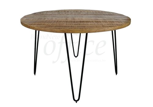 Kick collection Triangle table industrielle ronde