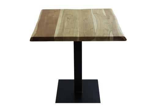 Kick collection Ben table Horeca tronc d'arbre