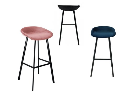 Kick collection Tabouret de bar design Finn