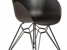 Chaise Dahlia modèle de salle d'exposition 8 pcs