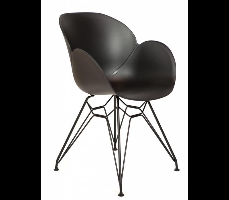 Dalhia stoel showroommodel 8 stuks