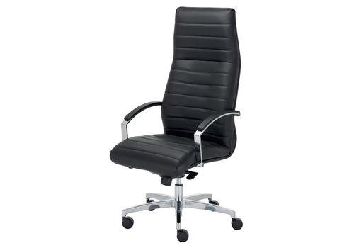 BNO Director fauteuil de bureau cuir noir