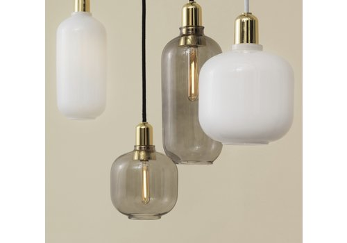 Normann Copenhagen Amp hanglamp messing