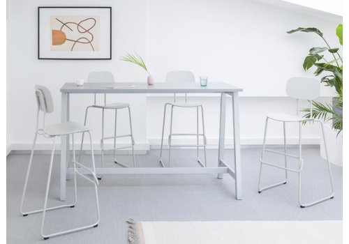 Mdd Ogi Métal tables hautes