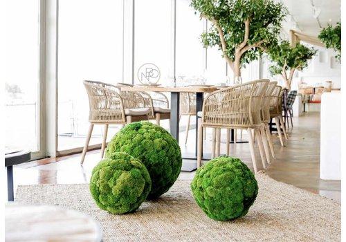 GreenOffice Sphere boule de mousse acoustique / décorative