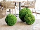 Sphere akoestisch/decoratieve mosbol
