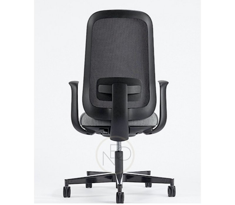 Skate bureaustoel met Sanitized®-stof resistente superbacteriën