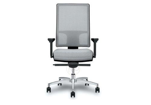 Sitland Mesh Line fauteuil de bureau avec tissu résistant aux bactéries