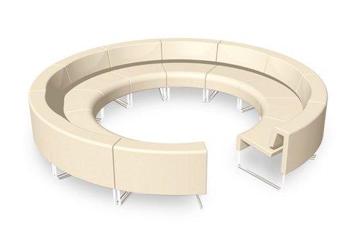 Sitland Path modulaire ontvangst sofa