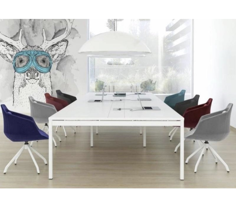 Ogi Y modulaire vergadertafel