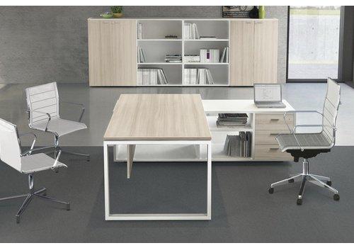 Office & Co Versus bureau met dressoir
