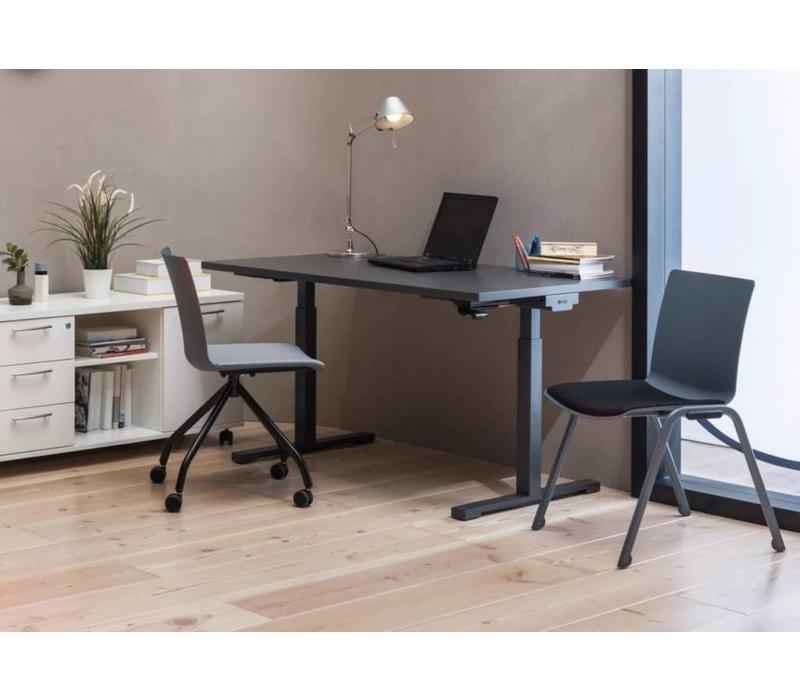 Een verstelbaar bureau voor in uw home office