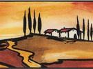 Tuscan Muse deurmat