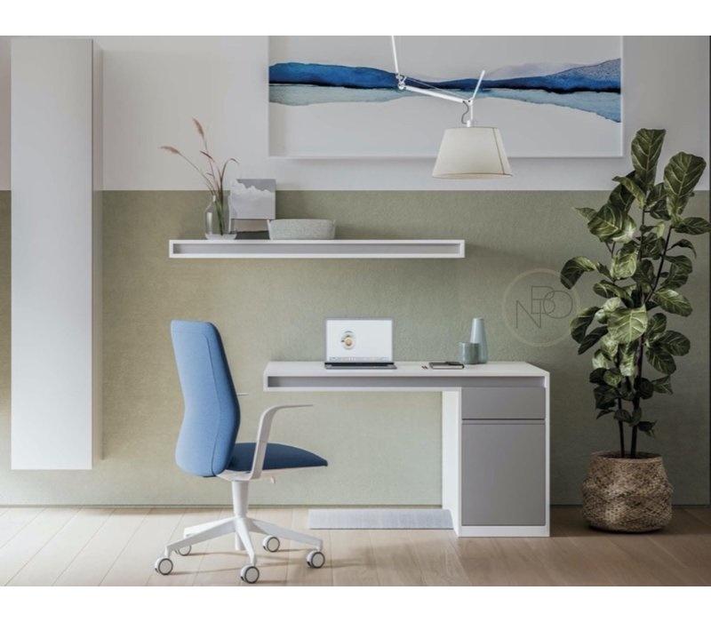 Thuiskantoor met klein bureau - Brand New Office