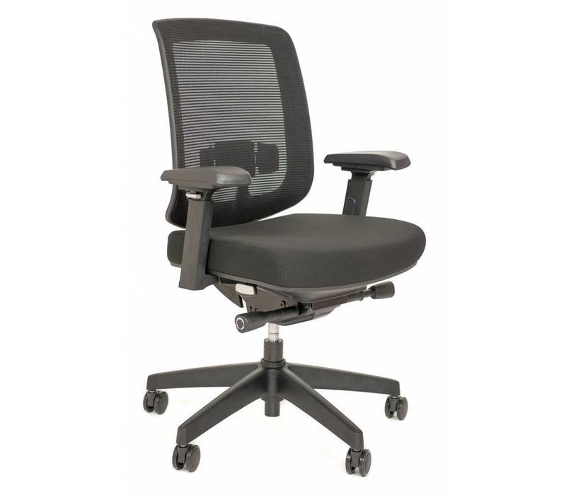BNO Ergo 5 bureaustoel met armleuning