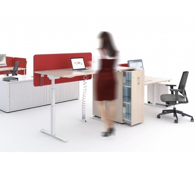 Een staand bureau van Brand New Office