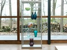 Pictor glazen vitrine B80
