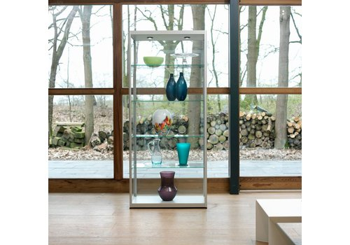 Van Esch Pictor vitrine en verre L80