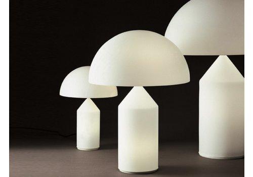 Atollo lampe en verre de murano